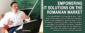 Empowering IT solutions on the Romanian market 1