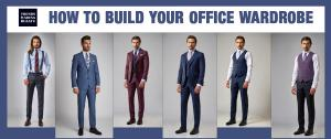How to build your office wardrobe 1