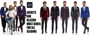 Jackets and blazers must-haves for all seasons 1