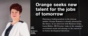 Orange seeks new talent for the jobs of tomorrow 1