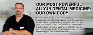 Our most powerful ally in dental medicine: our own body 1