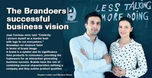 The Brandoers - successful business vision 1