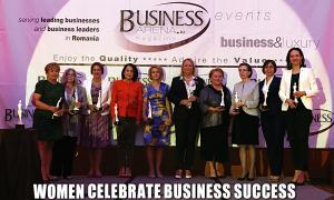 Women celebrate business success 1