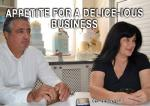 Appetite for a Delice-ious business