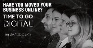Have you moved your business online? 1