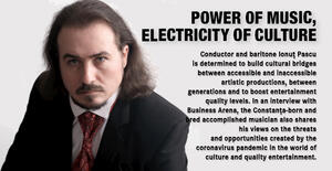 Power of music, electricity of culture 1